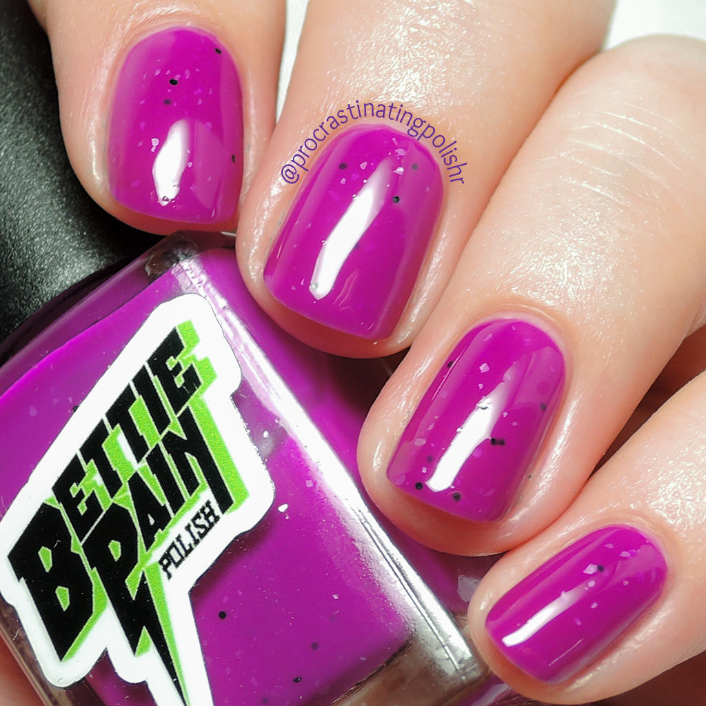 Bettie Pain Polish - Fruit of the Dragon