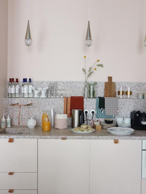 Cuisine Marie-Sixtine Anniversaire Paris Linge de maison / Atelier rue verte /