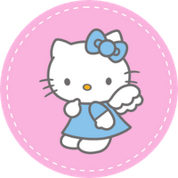hello kitty cupcake topper template - free printable hello kitty cupcake topper free download