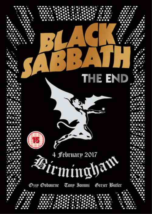"BLACK SABBATH: Το ""Paranoid"" απο το επερχόμενο DVD ""The End"""