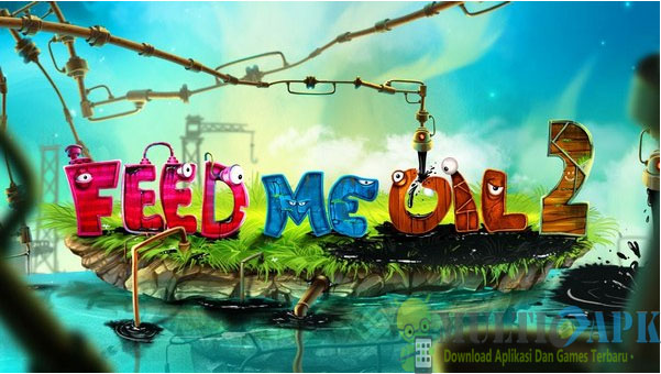 Download Game Android Feed Me Oil 2 Mod Apk v1.3.6 Terbaru