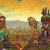 Trazador de Sueños: Dibujos y pinturas de Hugo Salazar Chuquimango