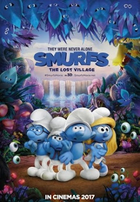 Trailer Film Smurfs The Lost Village 2017