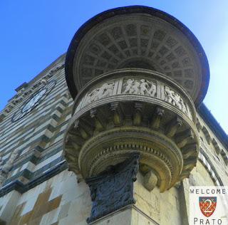 Pulpito Donatello - Michelozzo - Prato