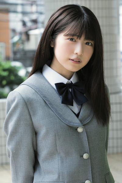 Rio Yoshida 吉田莉桜, Shonen Sunday 2019 No.48 (少年サンデー 2019年48号)