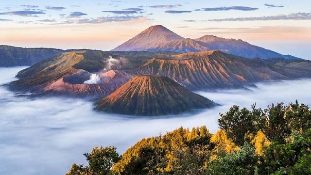 Gunung Bromo Menjadi Objek Wisata Terpopuler di Jawa Timur