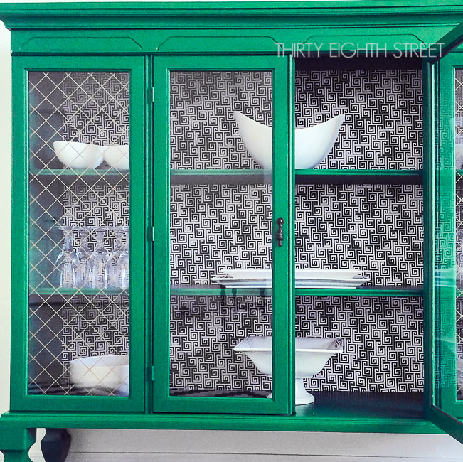 general finishes milk paint, painted hutch, adding legs to a hutch top, hutch makeover, repurposed hutch, diy furniture