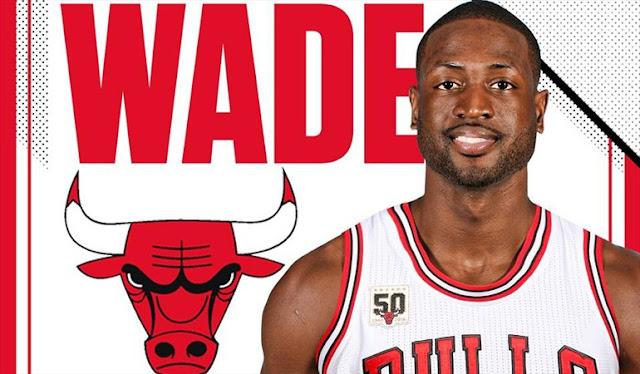 Dwayne Wade podria salir de chicago en los próximos meses