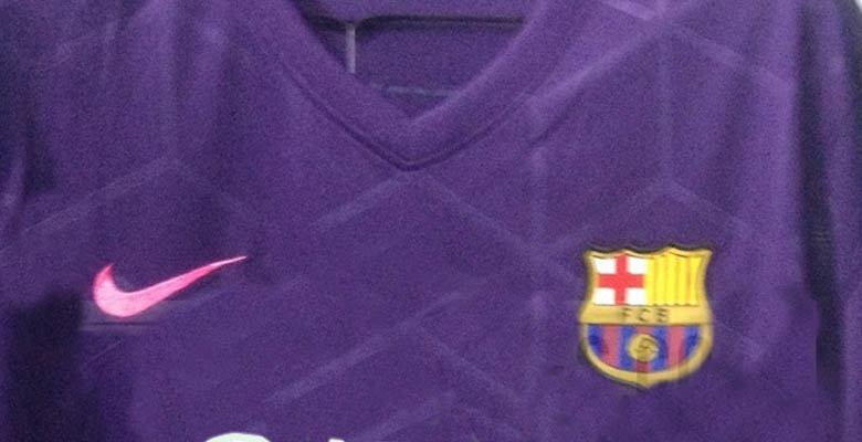 56d0ca875 ... FC Barcelona 2016-17 Away Kit is doing the rounds on social media since  yesterday