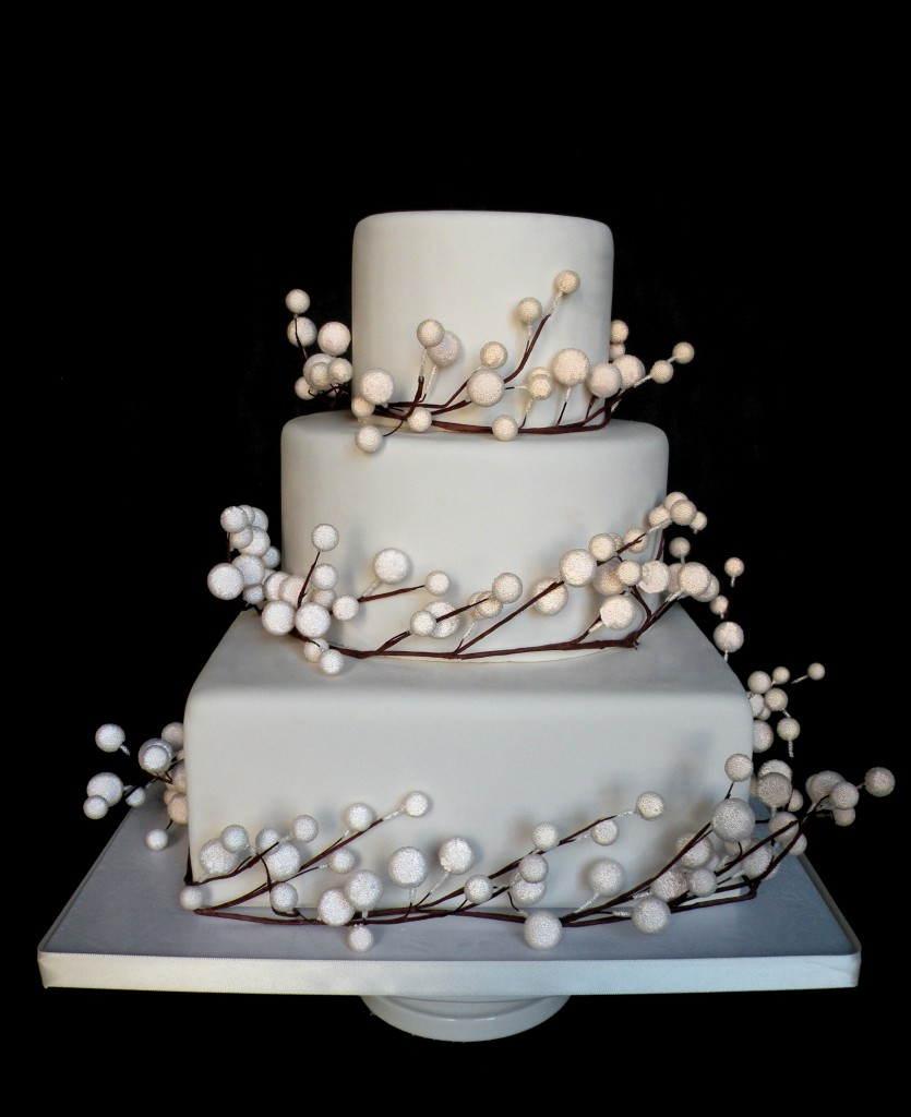 Wedding Cakes: The Wedding Stone ♥ For Cape Town Brides: Elegant Yet