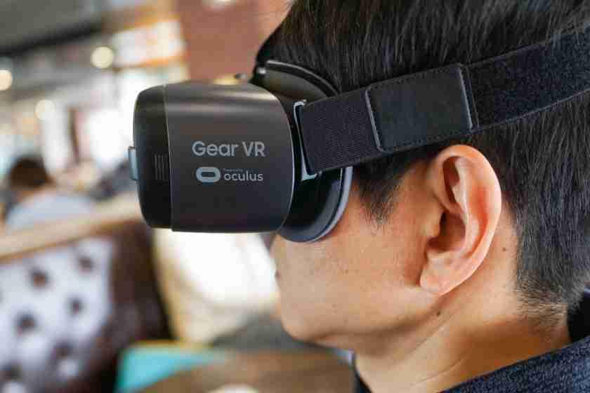 Samsung Galaxy S10 5GX VR