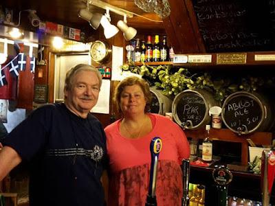 The Castle Inn St Ives  - Easter Beer Festival