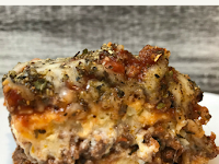 Easy Keto Recipe Meat Lasagna