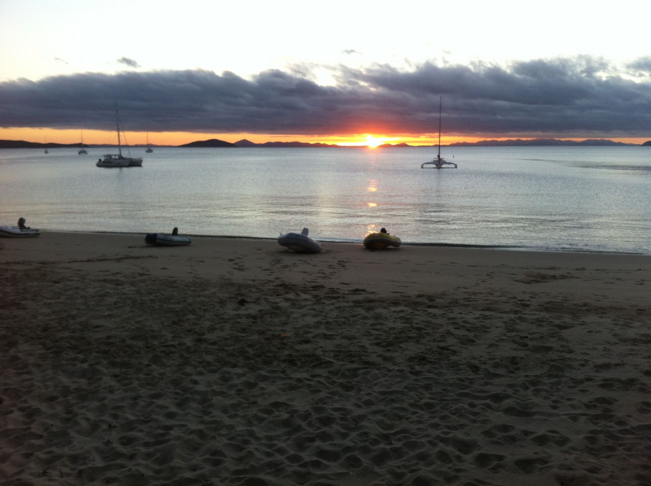 Svensen S Beach On Great Keppel Island