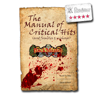 Frugal GM Review: The Manual of Critical Hits (and Fumbles & Mishaps)