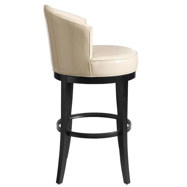мягкая спинка на барном стуле