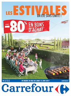 Catalogue Carrefour 30 Mai au 12 Juin 2017