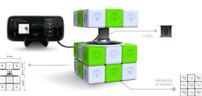 Charger Rubik