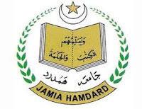 Jamia Hamdard University Recruitment