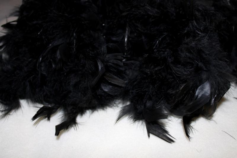 DIY: spódnica z piórami Plaamkaa   Joanna Kieryk