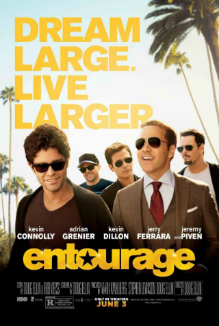 Entourage [2015] [DVDR] [NTSC] [Custom – HD] [Latino]