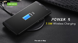Leagoo power 5 charger