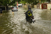 Image result for roads in galle submerged due to showers