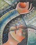 """""""أناشيد شهرزاد"""" أحدث أعمال الفنان العراقي ستار كاووش"""