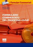 Formulario commentato del processo civile. Con CD-ROM