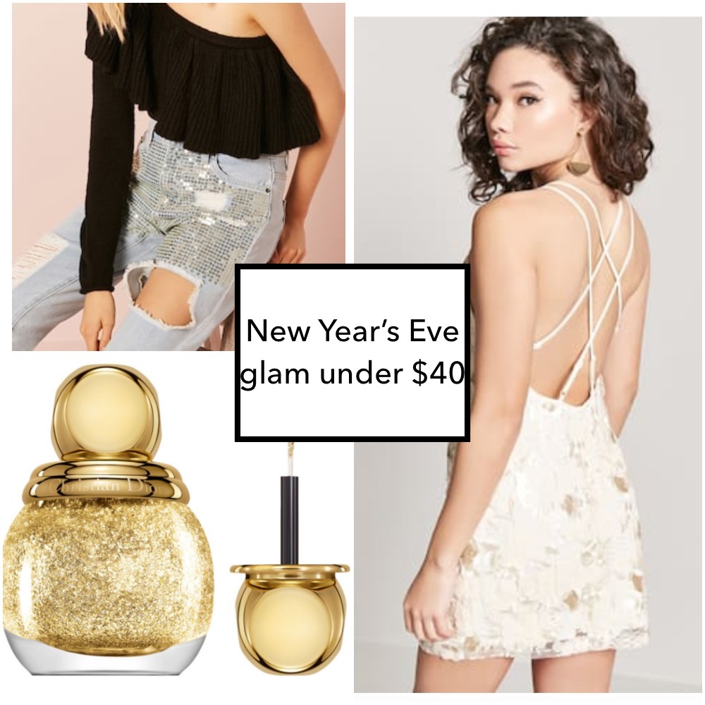 8 glam NYE items under $40