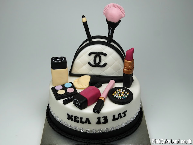 Chanel Birthday Cake London