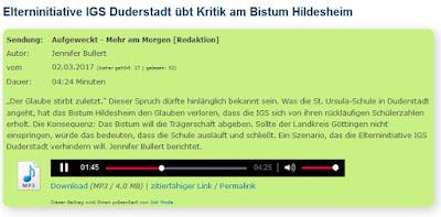 http://www.stadtradio-goettingen.de/beitraege/ausbildung_und_beruf/elterninitiative_igs_duderstadt_uebt_kritik_am_bistum_hildesheim/index_ger.html