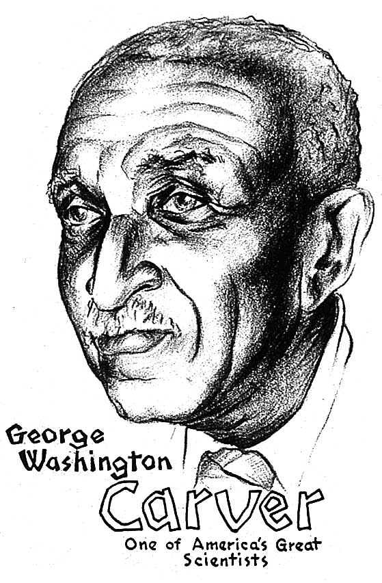 a biography of george washington carver an american scientist George washington carver, america's great scientist - today we explore in depth one of the greatest scientific minds in the whole of human history and the.