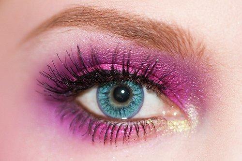 Beautiful Pink Makeup Inspiration