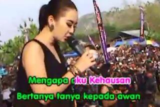 mawar ditangan pelati dipelukan karaoke no vocal