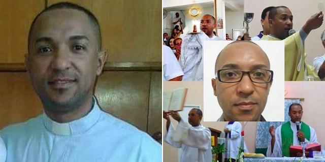 Resultado de imagem para padre é encontrado morto em nova iguaçu  rio