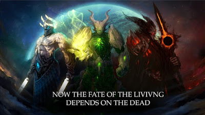 Afterlife RPG Clicker CCG v1.2.7 (MOD Infinite Essence+Dust)