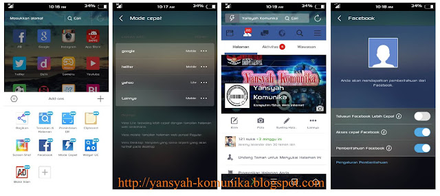 Download UC Browser versi 10.7.0 Gratis Untuk Android