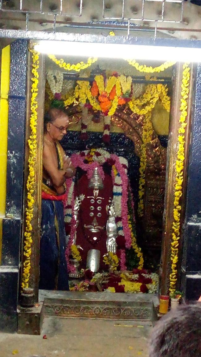 Kuchanur Saneeswara Temple Main Deity