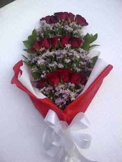 rangkaian mawar