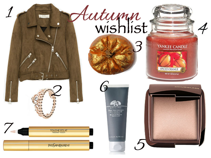 An Autumn wishlist