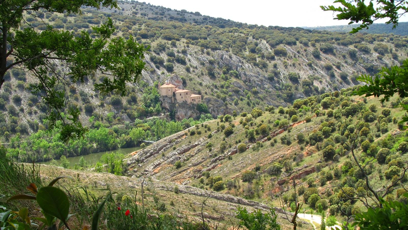 San Saturio desde el Castillo_ameiseblog