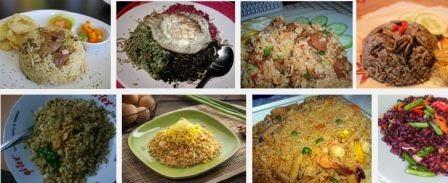 Kumpulan Resep Nasi Goreng Terlengkap