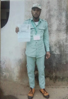 Police arrests Fake corps member in the NYSC Orientation Camp in Akwa Ibom