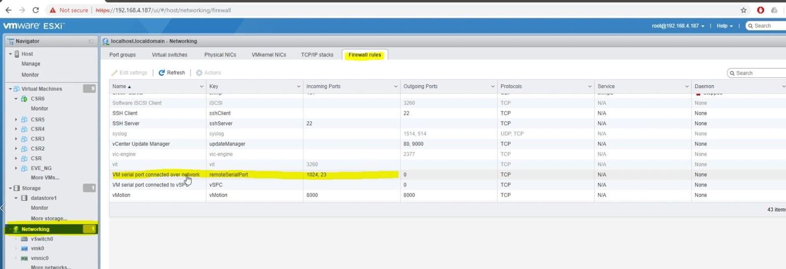 NetenGU's Notes: Install Cisco csr1000v on ESXi