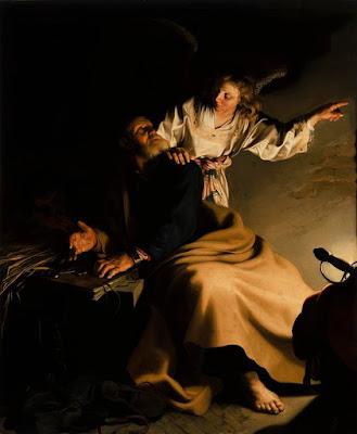 Imagem da libertação de São Pedro, pintura, #1