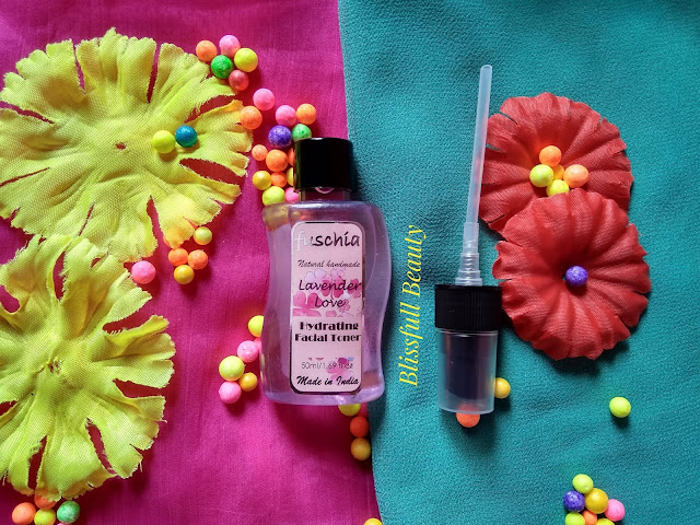 Fuschia Lavender love Hydrating Facial Toner Review