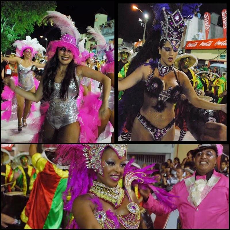 Desfile de Llamadas. Senegal.