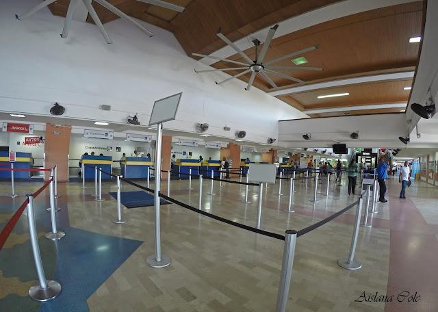 Aeroporto San Andrés - Colômbia