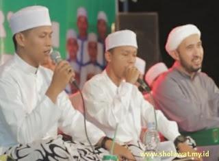 Sholawat Astagfirullah ( Versi Dangdut Kelangan ) Az - Zahir